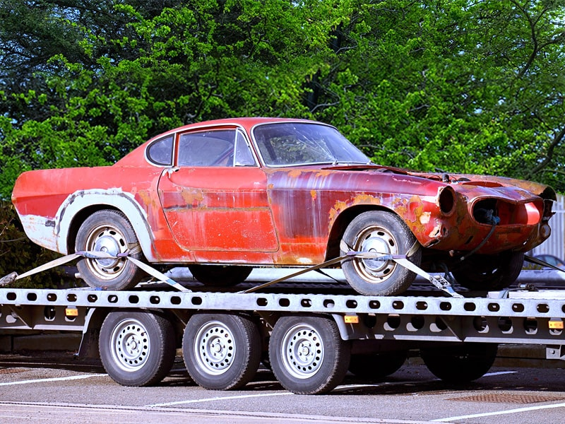All About Scrap Car Removal